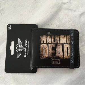 Walking Dead official licensed bi-fold wallet